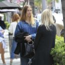 Whitney Port has lunch at La Scala in Beverly Hills - 454 x 666