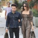 Mandy Moore and Taylor Goldsmith – Leaving Erewhon Market in West Hollywood