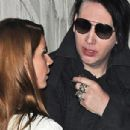 Lana Del Rey and Marilyn Manson