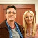 Lisa Kudrow and Hank Azaria