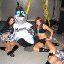 The Marlins Mermaids Off The Field - 454 x 340