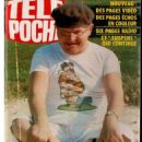 Benny Hill - Tele Poche Magazine Cover [France] (17 February 1982)