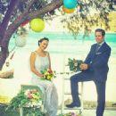 Alexandra Ousta and Giannis Sarakatsanis- Wedding Photos - 454 x 543