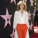 Felicity Huffman – Eva Longoria Hollywood Walk Of Fame Ceremony in Beverly Hills - 454 x 704