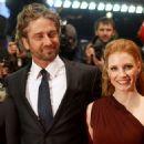 "Gerard Butler Premieres ""Coriolanus"" in Berlin"