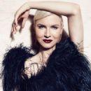 Renee Zellweger Harpers Bazaar Magazine Pictorial November 2010