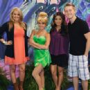 Brenda Song and Jason Dolley
