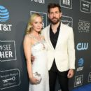 Emily Blunt and John Krasinski : The 24th Annual Critics' Choice Awards - 400 x 600