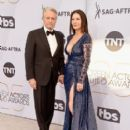 Michael Douglas and Catherine Zeta-Jones at The 25th Annual Screen Actors Guild Awards (2019) - 399 x 600