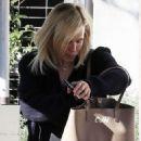 Chelsea Handler – Leaving Katsuya restaurant in LA - 454 x 626
