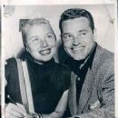 Barbara Payton and Bob Neal