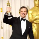 Colin Firth At The 83rd Academy Awards (2011) - 349 x 466