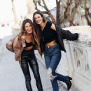 Victoria Justice and Madison Reed – Social Media Pics - 454 x 558
