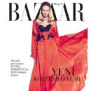 Candice Swanepoel - Harper's Bazaar Magazine Pictorial [Turkey] (January 2012)