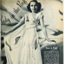 Dolores del Rio - Photoplay Magazine Pictorial [United States] (August 1942) - 454 x 645