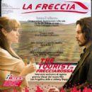 Angelina Jolie, Johnny Depp - La Freccia Magazine Cover [Italy] (December 2010)