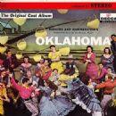 OKLAHOMA!  Original 1943 Broadway Musical Starring Alfred Drake - 454 x 479