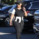 Blac Chyna and Kourtney Kardashian at The Pumpkin Patch in Los Angeles, California - October 14, 2016 - 454 x 596