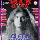 Rock Candy Magazine Cover [United Kingdom] (December 2019)