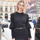 Karlie Kloss at the Ritz in Paris