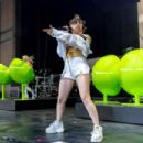 Charli XCX – Performs at the Summerfest Music Festival in Milwaukee - 454 x 303