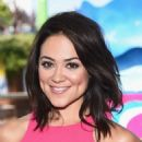 Actress Camille Guaty attend the event for MTV's 'Happyland' at Pacific Park on the Santa Monica Pier on September 24, 2014 in Santa Monica, California - 454 x 549