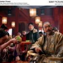 Left to Right: Li Man as Chan, Gong Li as the Empress, Chow Yun Fat as the Emperor. Photo by: Ms. Bai Xiaoyan © Film Partner International Inc. Courtesy of Sony Pictures Classics, all right reserved.