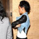 Rihanna - Hollywood Candids, 26. 3. 2009.