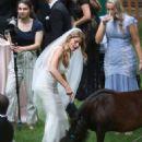 Ashley Greene and Paul Khoury – Their Wedding Reception in San Jose
