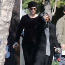 Vanessa Hudgens and Austin Butler – Heads off to a sushi lunch in Los Feliz