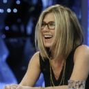 Jennifer Aniston at Spanish TV show 'El Hormiguero' in Madrid, February 22, 2011