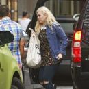 Abigail Breslin Out and About In Soho