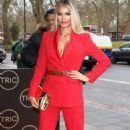 Chloe Sims – TRIC Christmas Charity Lunch 2019 in London - 454 x 777