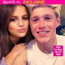 Selena Gomez and Niall Horan - 454 x 484