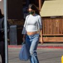 Emily Ratajkowski – shopping candids with a friend in Los Angeles