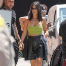 Kourtney Kardashian – Filming for her show in West Hollywood