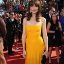Saffron Burrows - 60 Annual Primetime Emmy Awards - Arrivals, Los Angeles - September 21 2008