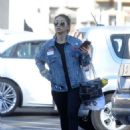 Brenda Song – Shopping at Trader Joe's in Los Angeles