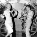 Barbara Eden With Frankie Avalon 1961 - 454 x 542