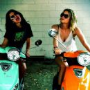 Ashley Benson and Selena Gomez