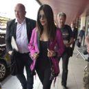 Priyanka Chopra Arriving at Airport in Berlin - 454 x 681