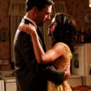 Jon Hamm and Abigail Spencer