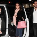 Bethenny Frankel – Seen after having dinner in New York