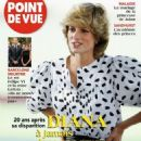 Princess Diana - Point de Vue Magazine Cover [France] (23 August 2017)