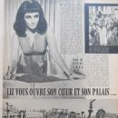 Elizabeth Taylor - Cinemonde Magazine Pictorial [France] (15 December 1962)