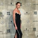 Candice Swanepoel – Mercedes-Benz presents Fashion Talents from South Africa show in Berlin