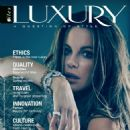 Kate Beckinsale for Luxury Files Spring 2017 - 454 x 605