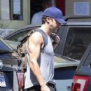 Ryan Gosling leaving the Fitness Factory in West Hollywood (July 24)