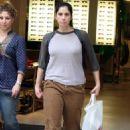 Sarah Silverman, Walking Around SoHo, New York City, 2007-09-30