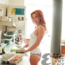 Poppy Montgomery - Me in My Place Photoshoot for Esquire Magazine